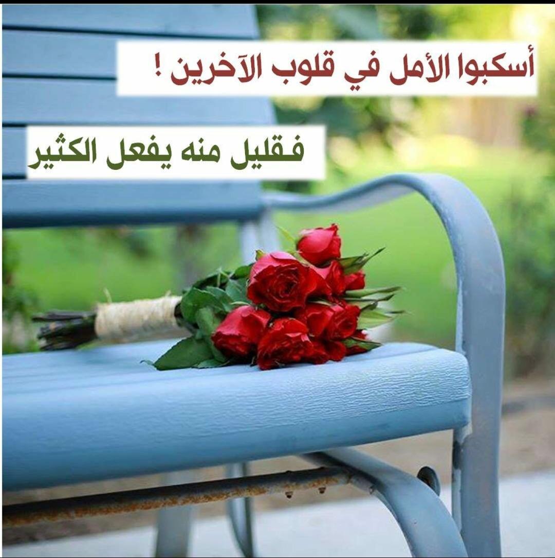صورة كلمات من ورود , اروع الجمل بخلفيه زهور