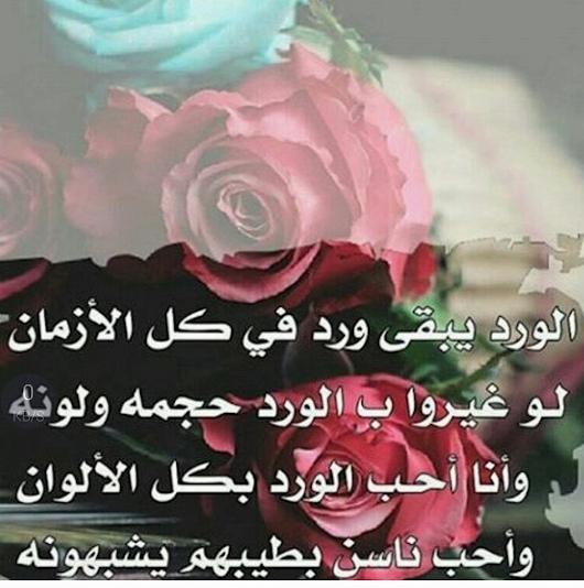 صورة كلمات من ورود , اروع الجمل بخلفيه زهور 5305