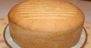 صورة طريقه عمل الكيكه الاسفنجيه , خطوات اعداد الكعكه الاسفنجيه