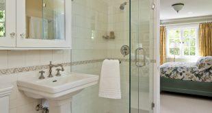 صورة حمامات داخل غرف النوم , تصميمات اوض نوم بتواليت خاص