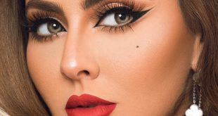 صورة مكياج عيون خليجي , اجمل ميكاب عربي ساحر جدا لعينيكي
