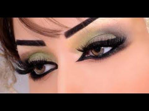 صورة مكياج عيون خليجي , اجمل ميكاب عربي ساحر جدا لعينيكي 805 4