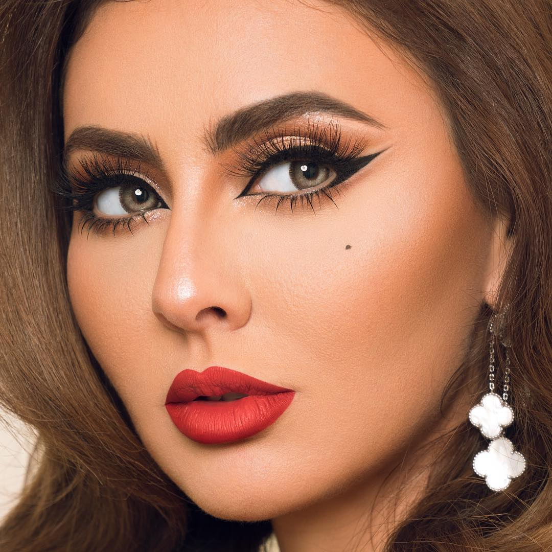 صورة مكياج عيون خليجي , اجمل ميكاب عربي ساحر جدا لعينيكي 805