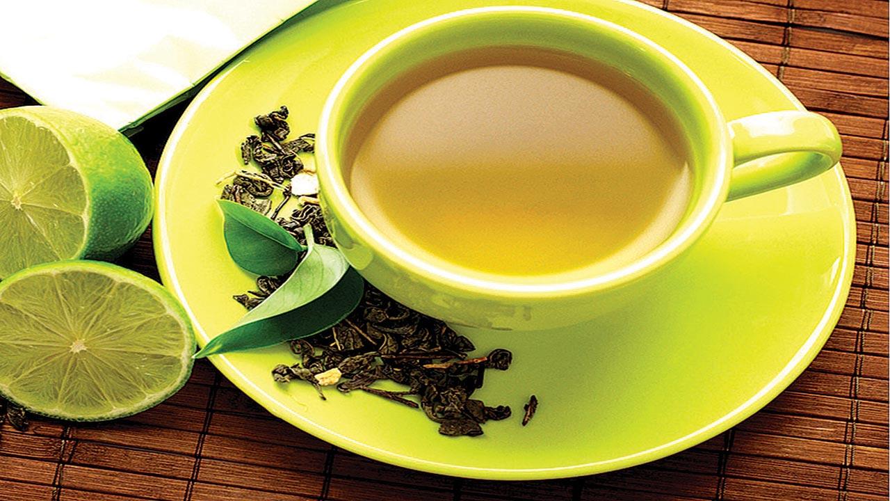 صورة اضرار الشاي الاخضر , مضار الافراط فى تناول الشاى الاخضر 883