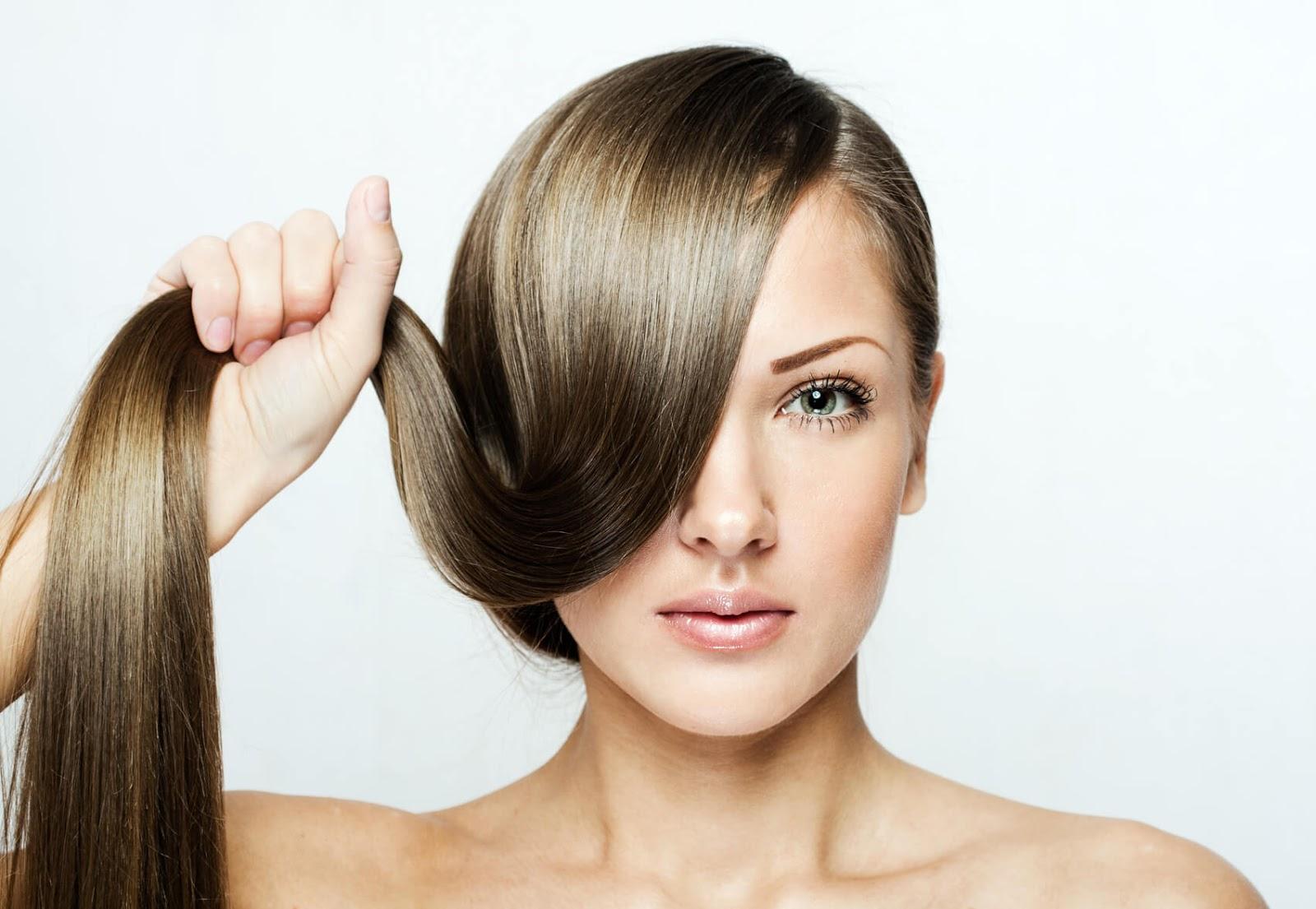 صورة وصفات للشعر , خلطات قويه لتقويه الشعر 889 1