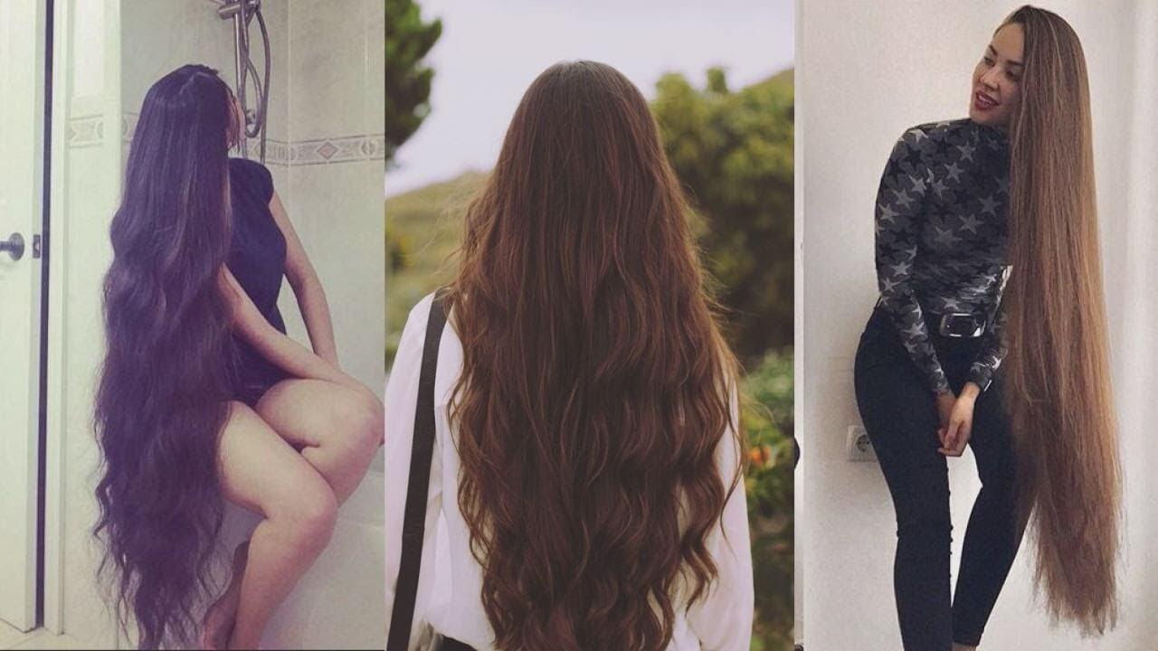 صورة وصفات للشعر , خلطات قويه لتقويه الشعر 889 2