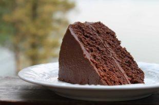 صورة طريقة عمل كيكة الشوكولاته منال العالم , تحضير كعكه الشوكلت من منال العالم